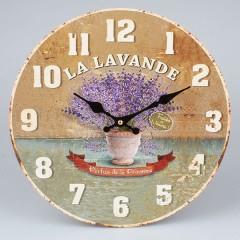 Nástenné hodiny HLC, Vintage 1704, 34cm