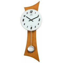 Nástenné kyvadlové hodiny N27004/41, 65cm