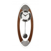 Nástenné kyvadlové hodiny JVD N16024/11, 60cm