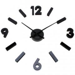 Nalepovacie nástenné hodiny Karlsson KA4523