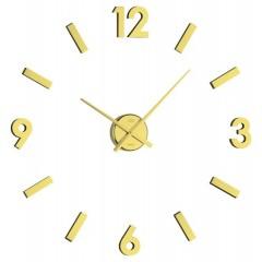 Nalepovacie nástenné hodiny JVD HB11.1