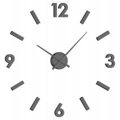 Nalepovacie nástenné hodiny JVD HB11.2