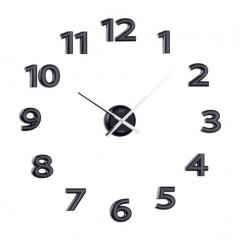 Nalepovacie nástenné hodiny JVD HB12.1