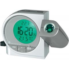 Projekčné DCF hodiny TFA s multibarevným LCD