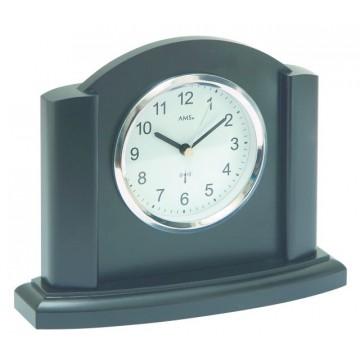 Rádiom riadené stolové hodiny AMS 5122/11 20cm