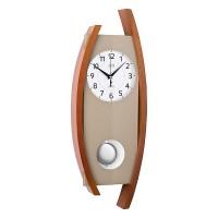 Rádiom riadené kyvadlové hodiny JVD NR12092/41 59cm