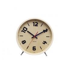 Stolné hodiny 5407BK Karlsson 23cm