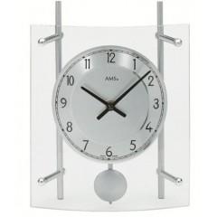 Stolové kyvadlové hodiny 137 AMS 23cm