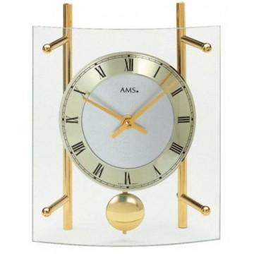 Stolové kyvadlové hodiny 135 AMS 23cm