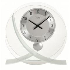 Stolné kyvadlové hodiny 161 AMS 23cm