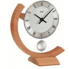 Stolové kyvadlové hodiny 163 AMS 22cm