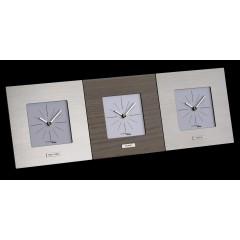 Stolové hodiny I158GRA IncantesimoDesign 51cm