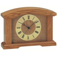 Stolové hodiny 5138/4 AMS riadené rádiovým signálom 25cm