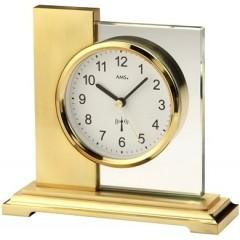 Stolové hodiny 5141 AMS riadené rádiovým signálom 17cm