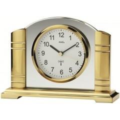 Stolové hodiny 5143 AMS riadené rádiovým signálom 19cm