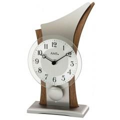 Stolové kyvadlové hodiny 1139 AMS 26cm
