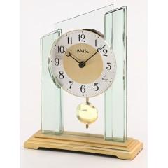 Stolové kyvadlové hodiny 1167 AMS 23cm