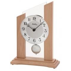 Stolové kyvadlové hodiny 1171 AMS 23cm
