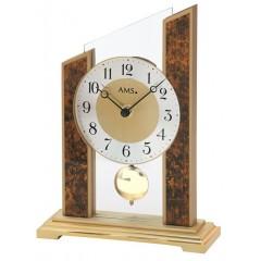 Stolové kyvadlové hodiny 1172 AMS 23cm