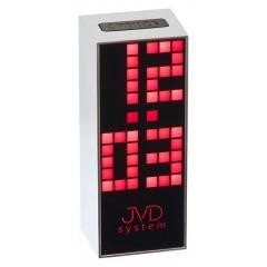 Svietiaci digitálny budík JVD system SB 2088.1