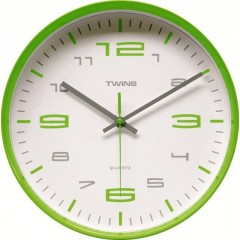 Twins hodiny 10512 green 30cm