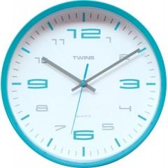 Twins hodiny 10512 blue 30cm
