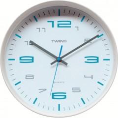 Twins hodiny 10512 white 30cm