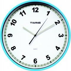Twins hodiny 2300 blue 30cm