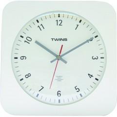 Twins hodiny 5078 white 30 cm