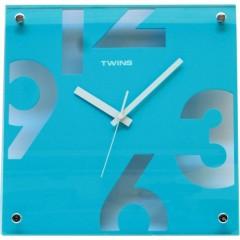 Twins hodiny  5080 blue 30cm