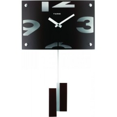 Twins hodiny 5090 black pendulum 30cm