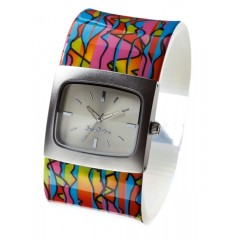 Štýlové hodinky JKA011 CARTOON SQUIGGLE