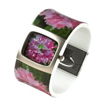 Štýlové hodinky JKBW 19 AMC POPPY