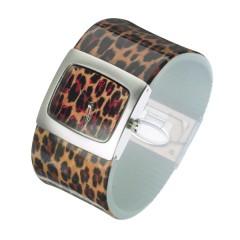 Štýlové náramkové hodinky JKBW14 AMC LEOPARD