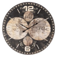 Nástenné hodiny Clayre & EEF, 5KL0148, 60cm