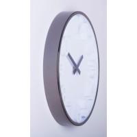 Designové kovové hodiny JVD -Architect- HC03.2, 30cm