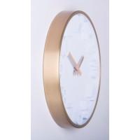 Designové kovové hodiny JVD -Architect- HC03.3, 30cm