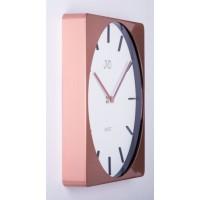Designové kovové hodiny JVD -Architect- HC10.3, 30cm