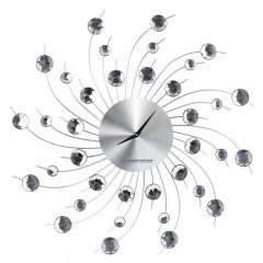 Nástenné hodiny Crystal Spiral Espa VEN005, 50cm