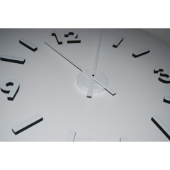 Nástenné hodiny ExitDesign Extender 668WH