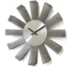 Nástenné hodiny ExitDesign Petal 3063NK, 35cm