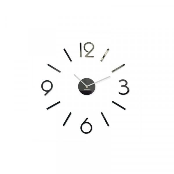 27a95a783cb 3D Nalepovacie hodiny DIY ADMIRABLE L SWEEP 54D-1