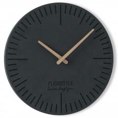 Nástenné hodiny Eko 2 Flex z210b-1-dx, 30 cm