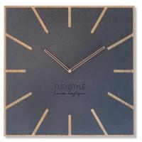 Nástenné ekologické hodiny Eko Exact 4 Flex z119 1 matd-dx, 50 cm