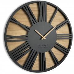 Nástenné ekologické hodiny Roman Loft Flex z213-1d-dx, 50 cm