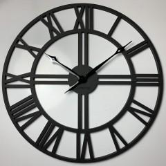 Nástenné ekologické hodiny Loft Grande Flex z221-1-1-x, 80 cm