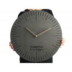 Nástenné hodiny Eko 2 Flex z210b 1-dx, 50 cm