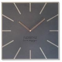 Nástenné ekologické hodiny Eko Exact 1 Flex z119 1mat1a-dx, 50 cm