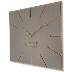 Nástenné hodiny Eko Exact, FLEX z119 1 amatd-dx, 50cm