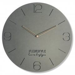 Nástenné hodiny Eko Flex z210c 1a-d-x, 50 cm